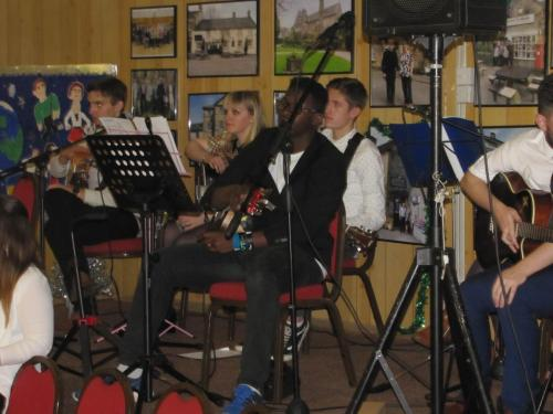 Hartington Village Hall Music Group