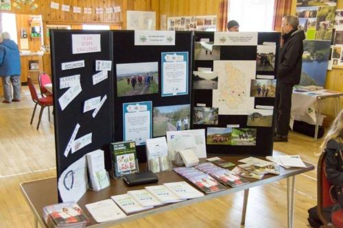 Hartington Village Hall Village Trail Launch