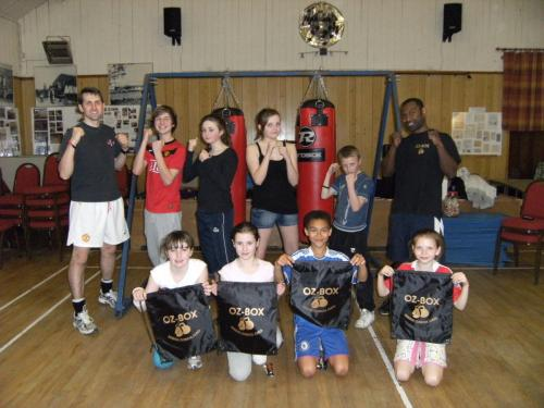 Hartington Village Hall sports group